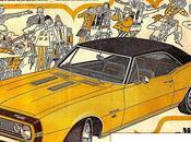 Cars Publicity Vintage