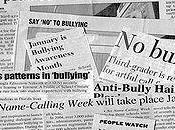Increased Awareness Bullying Copying