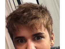 Justin Bieber's Haircut
