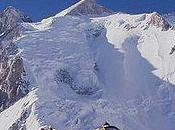 Climbing Descending Gasherbrum Winter