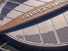 Angeles' Staples Center Rooftop Solar Array