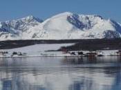 Touring Above Arctic Circle