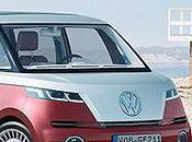Volkswagen Unveils Version Microbus