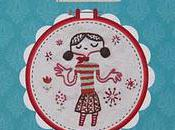 Book Review: Embroidery Little Miss Crafty