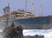 Amazing 'Above-Water' Shipwrecks