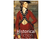 Challenge: Historical Fiction 2011 Challenge