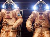 Mars Crew Landing Fake