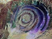 Richat Structure Earth's Bull's-Eye