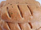 Olive Rosemary Bread