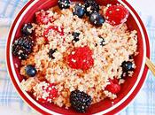 Couscous Berries Salad