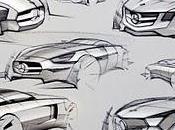 Mercedes Benz Concept Sketches
