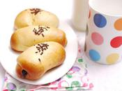 Chocolate Filled Sweet Rolls