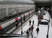 Into Paris Train