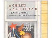 John Updike: Child's Calendar