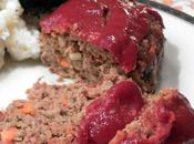 Garden Mini-Meatloaves with Dijon-Tomato Tangy Topping