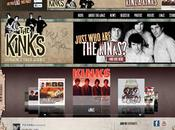 Kinks: Official Website