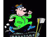 Hour Ultramarathon Training Session Treadmill