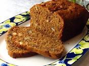 English Breakfast Tea, Date Walnut Cake