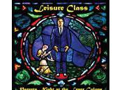 Leisure Class: Parents Night Leper Colony