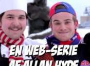 "Video with Subtitles: Allan Hyde ""Alla Salute"""