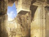 Gateway Great Temple Baalbec