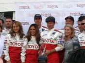 Stephen Moyer Flips Wins Pole Position Toyota Celebrity Race