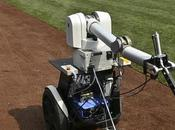 When Robots Take Over World/Baseball Field