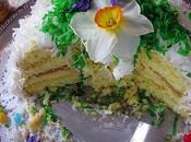 Lemon Orange Cake Aftermath...
