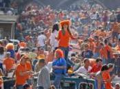 Oranje Fever Queen's Amsterdam