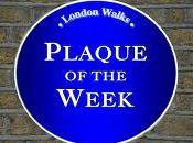 Plaque Week No's.84