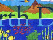 Tropical Earth Mural