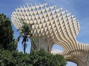 Metropol Parasol Largest Wooden Structure World