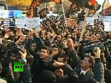 Brink? British Embassy Iran Stormed; Close War?