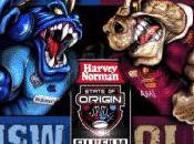 State Origin: Blues Maroons