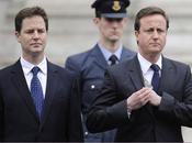 David Cameron Nick Clegg Honeymoon Over
