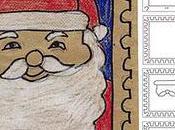 Draw Santa Stamp