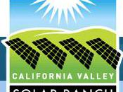 California Valley Solar Ranch Gets Underway