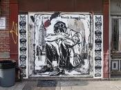 Faile Brooklyn Mural