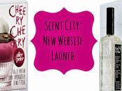 Website Launch: ScentCity