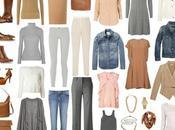 Allie: Feminine Capsule Wardrobe Neutrals