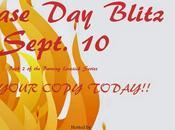 Burst into Flame Lyssa Layne Release Daty Blitz