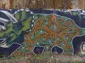 Shrine Triceratops: Graffiti Primer