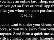 Tarot #48: Organize Your Online Readings