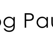 Blog Pause