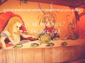 Alice Wonderland Inspired Home Decor