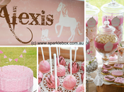Vintage Cowgirl Pony Party