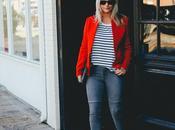 Stripes Blazer