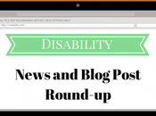 September Disability News Blog Post Round-Up