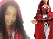 Halloween Costumes Little Riding Hood Costume Review