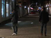 Social Experiment Showing People React Person Peeing Homeless